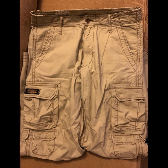 Polo by Ralph Lauren Other - Vintage Polo jeans co by Ralph Lauren cargo pants